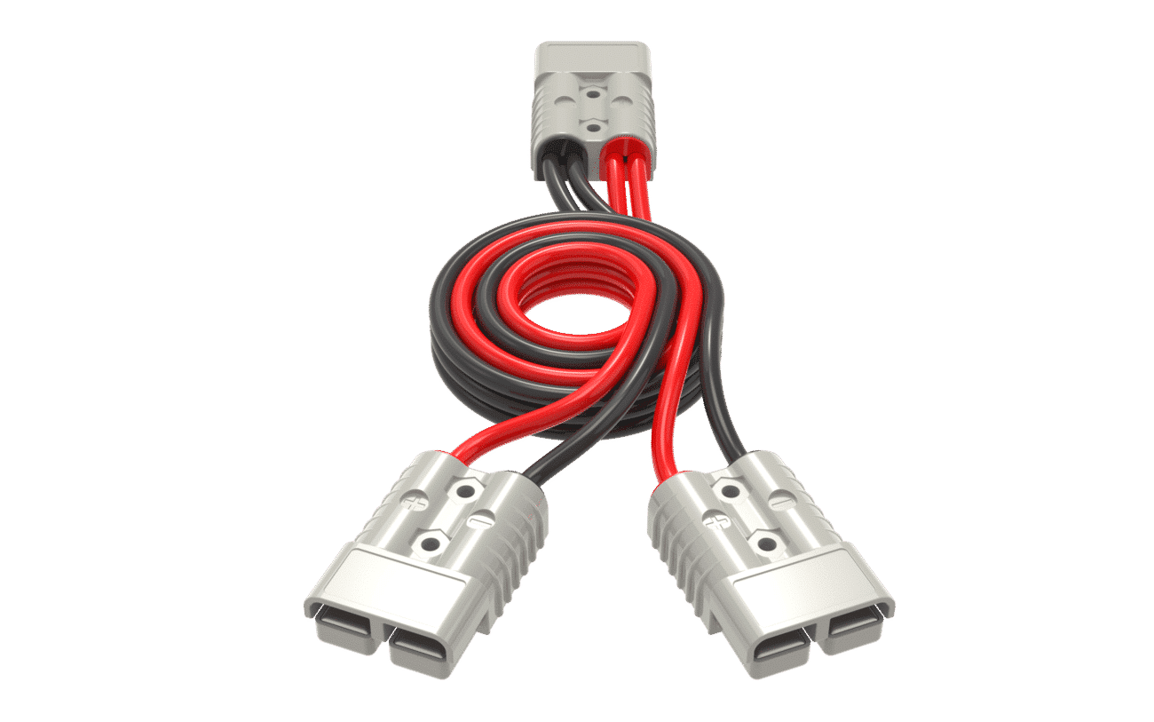 Parallel Cable Anderson Plug