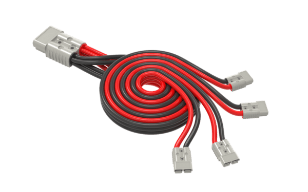 4-to-1 SB50 to SB175 Anderson Cable